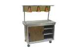 Hot Cupboard Lamp Unit Hire